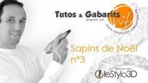 Tutos & Gabarit LeStylo3D par Laurent Chuillet